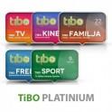 TIBO Platinium IPTV 12 Mujore