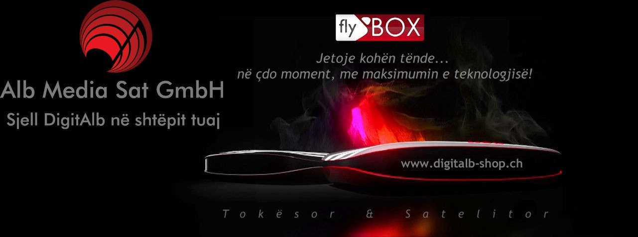 FlyBox HD/3D